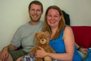 Helen and Kieron Adoption