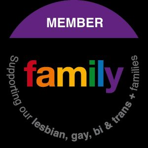 New Family Social Badge